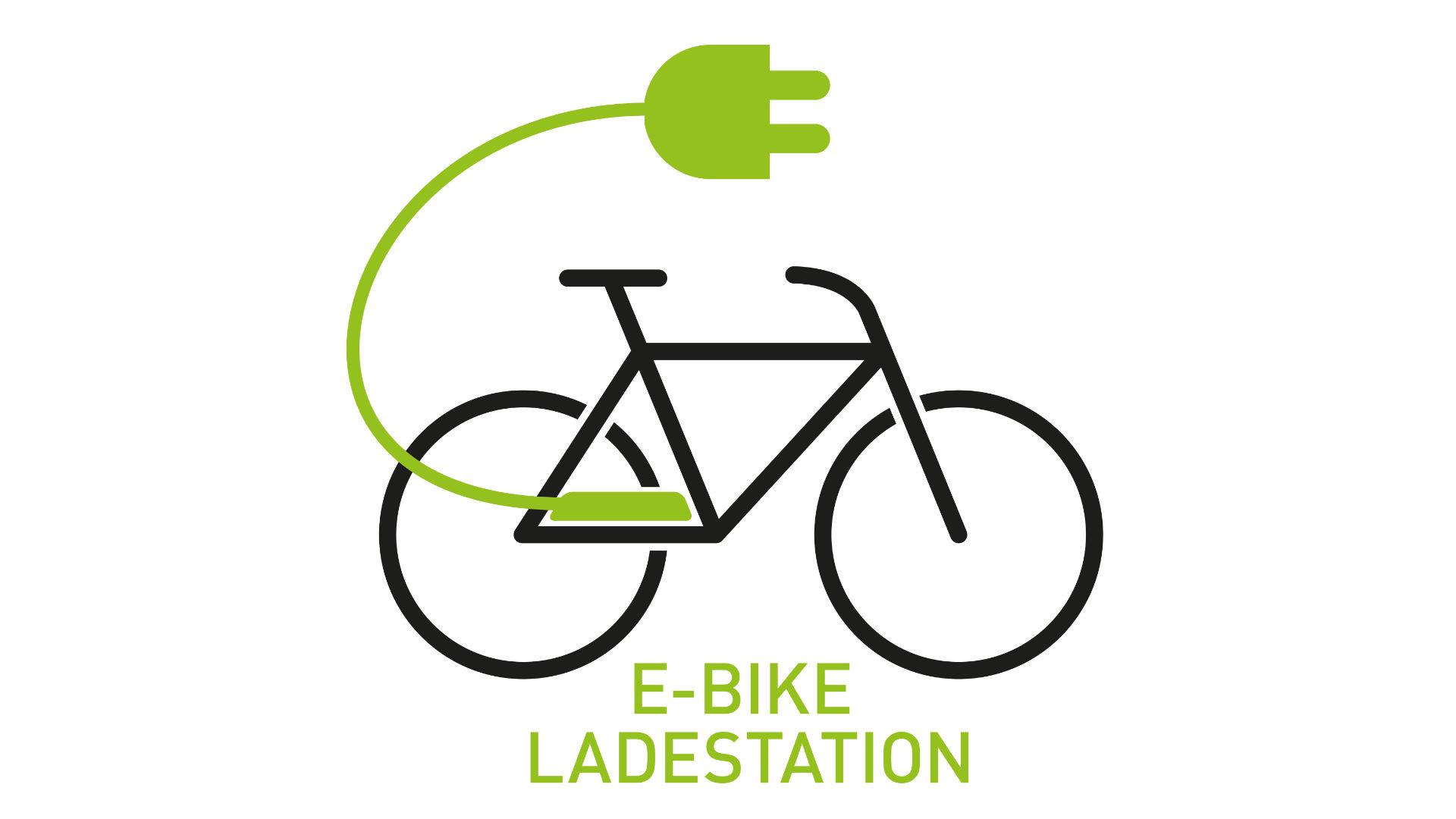 Ladestation Garage Fahrräder