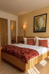 Hotelzimmer im BC Hotel Bad Kreuznach
